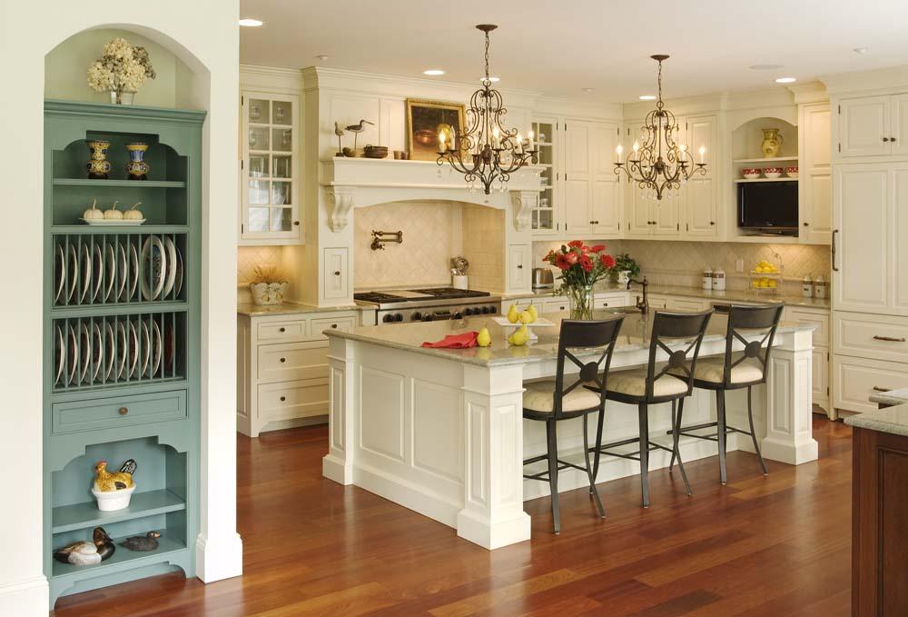 The Classic White Kitchen