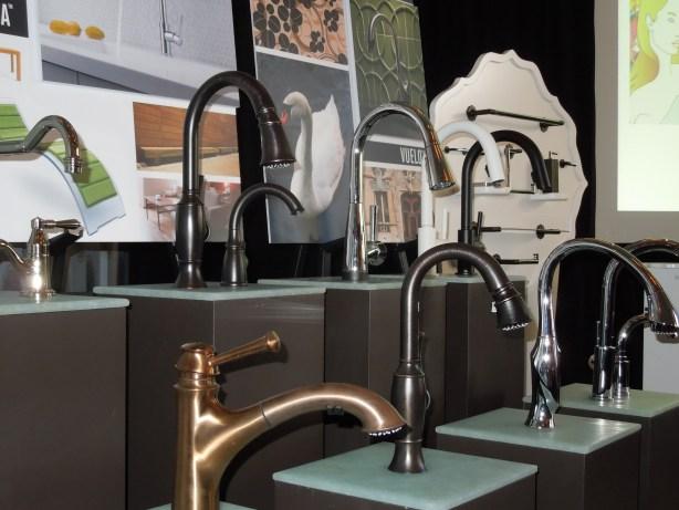 Brizo kitchen faucets