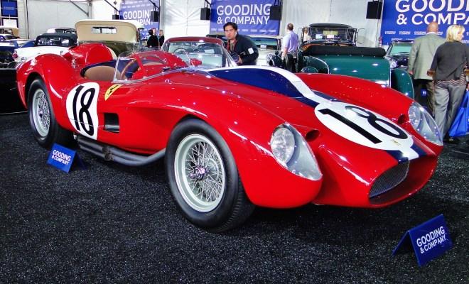 1957 Ferrari Testarossa Prototype