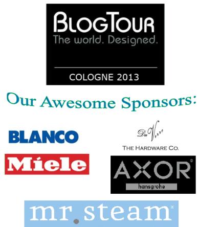 BlogTour sponsors
