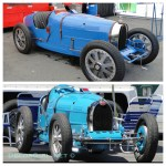 Salivating Over Bugatti Old And New