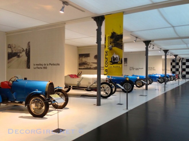 Cars from Mulhouse Museum