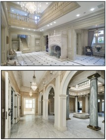Million Dollar Home Interior Designs