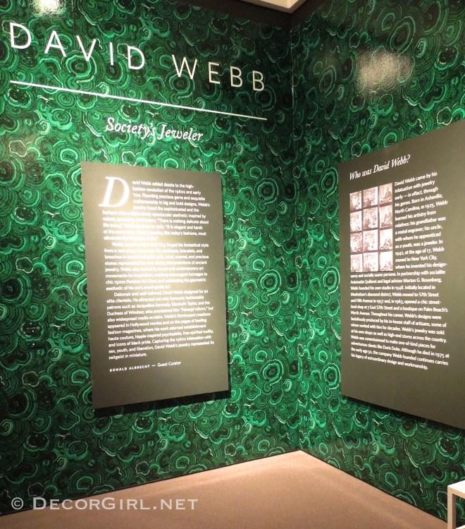 David Webb at The Norton