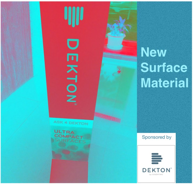 Dekton A New Surface Material