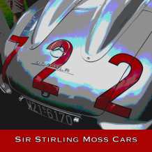 Sir Stirling Moss Race Cars