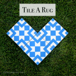 Don't Throw A Rug, Tile One