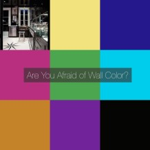 Are You Afraid of Wall Color?