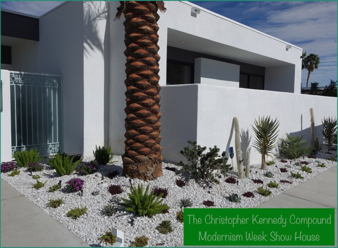 The Christopher Kennedy Compound Modernism Week Show House