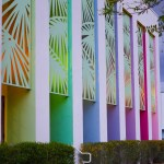 Vibrant Architecture: The Saguaro Palm Springs