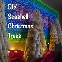 diy-seashell-christmas-trees