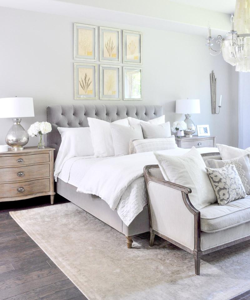 Master Bedroom  Update Reveal  Decor Gold Designs