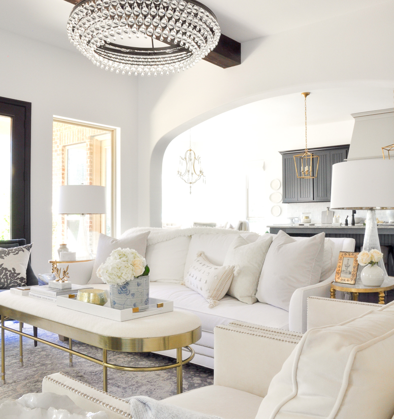 Living Room Makeover Reveal by Decor Gold Designs