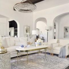 Elegant Living Room Design Best Green Paint Color For Makeover Reveal By Decor Gold Designs White
