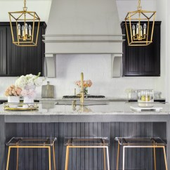 Kitchen Update Ideas Cabinets San Jose With Gold Accents By Decor Designs Beautiful