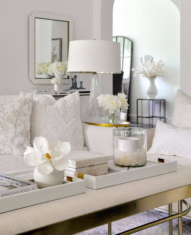 how to layer your home accessories