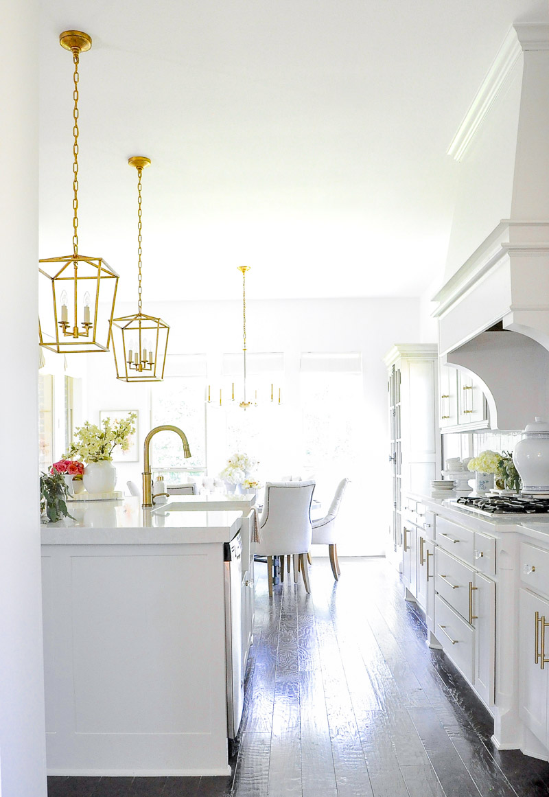 our bright inviting kitchen reveal