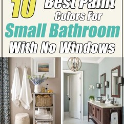 Best Neutral Paint Colors For Small Living Room Images Wall 10 Bathroom With No Windows Windowless Paints Trends And