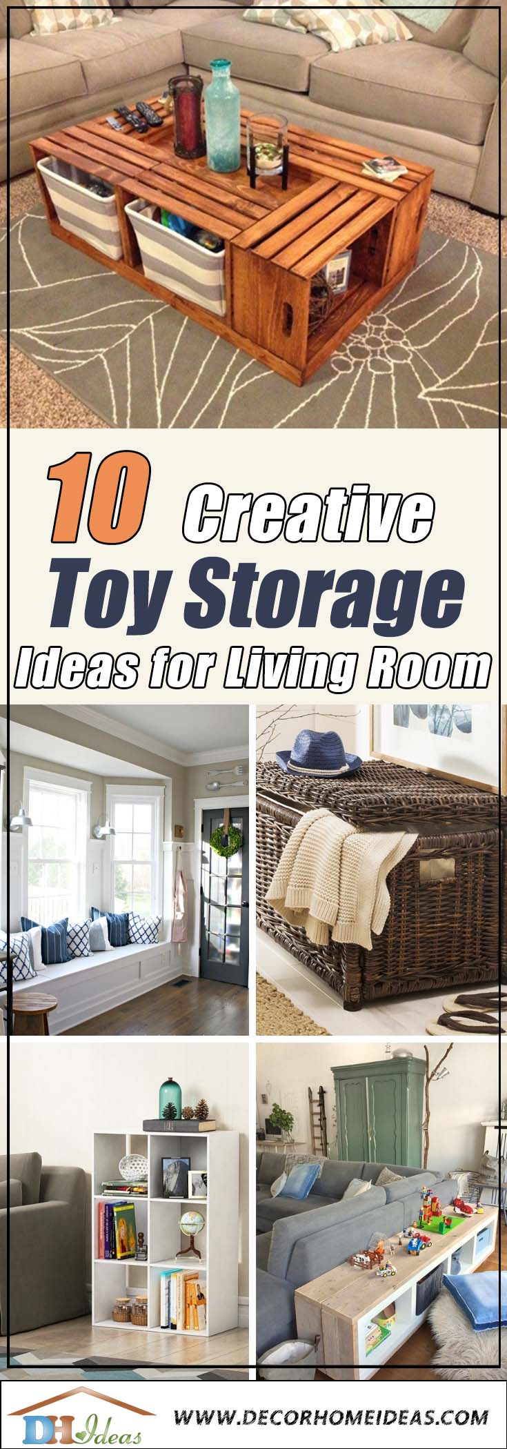 toy storage in living room ideas wall painting 9 best for toystorage livingroom organization decorhomeiedeas