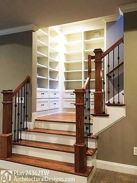 Thiết kế cầu thang tủ quần áo âm tường # cầu thang # cầu thang # cầu thang # cầu thang #decorhomeideas