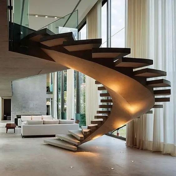 Thiết kế cầu thang đương đại # cầu thang # cầu thang # cầu thang # cầu thang #decorhomeideas