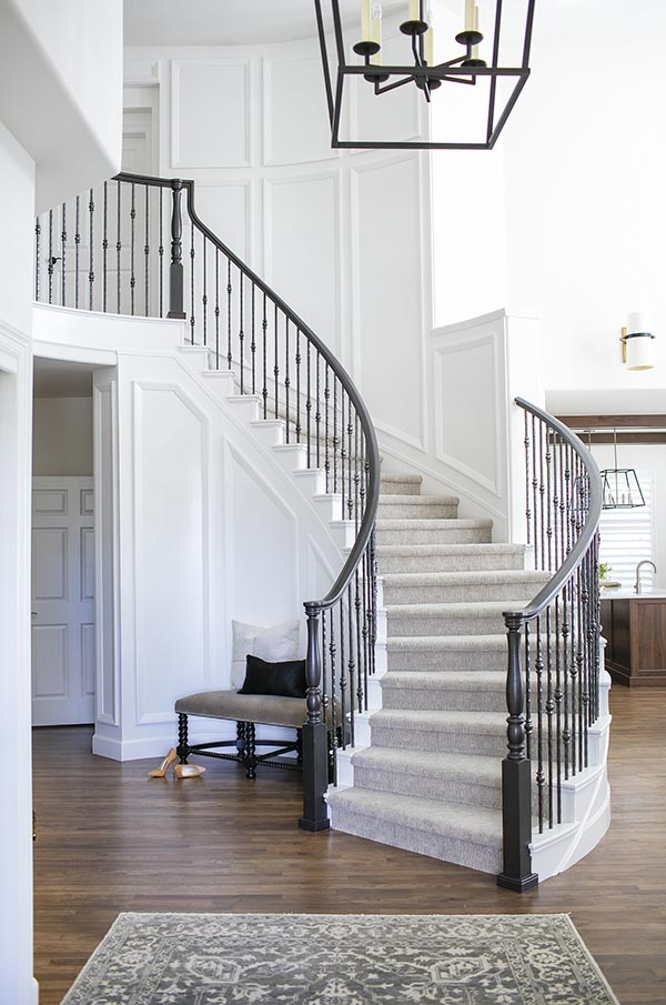 Ý tưởng cầu thang lan can tối # cầu thang # cầu thang # cầu thang # cầu thang #decorhomeideas