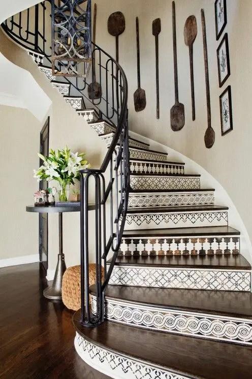 Trang trí cầu thang # cầu thang # cầu thang # cầu thang # cầu thang #decorhomeideas