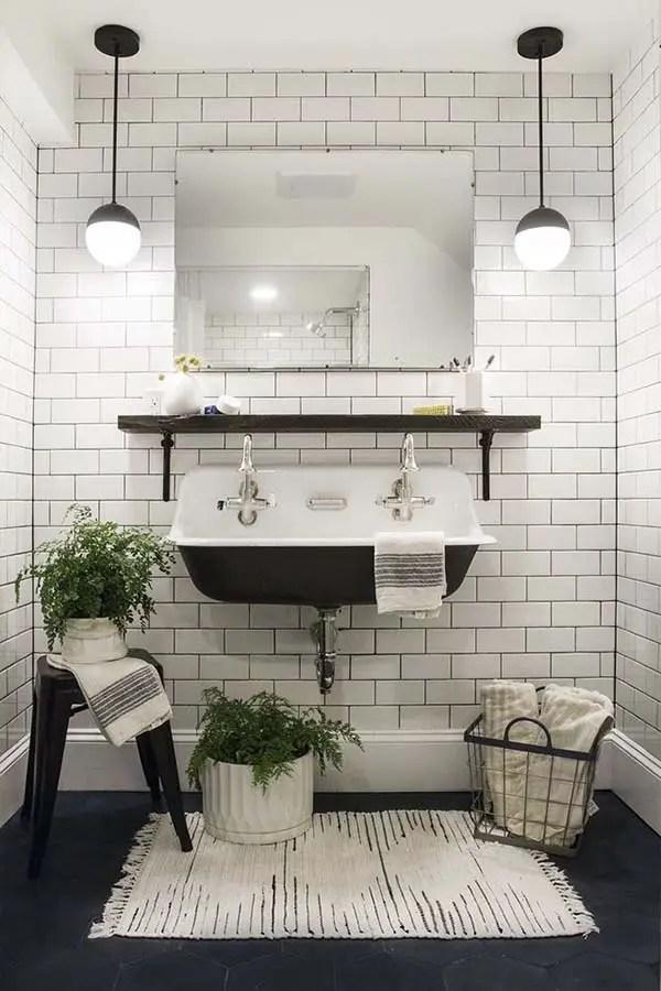 14 amazing farmhouse trough bathroom