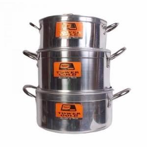 Mama Gold 3 Pcs Cooking Pot Set