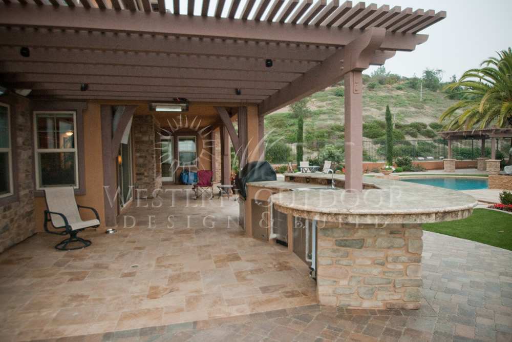 backyard patios are great for use in