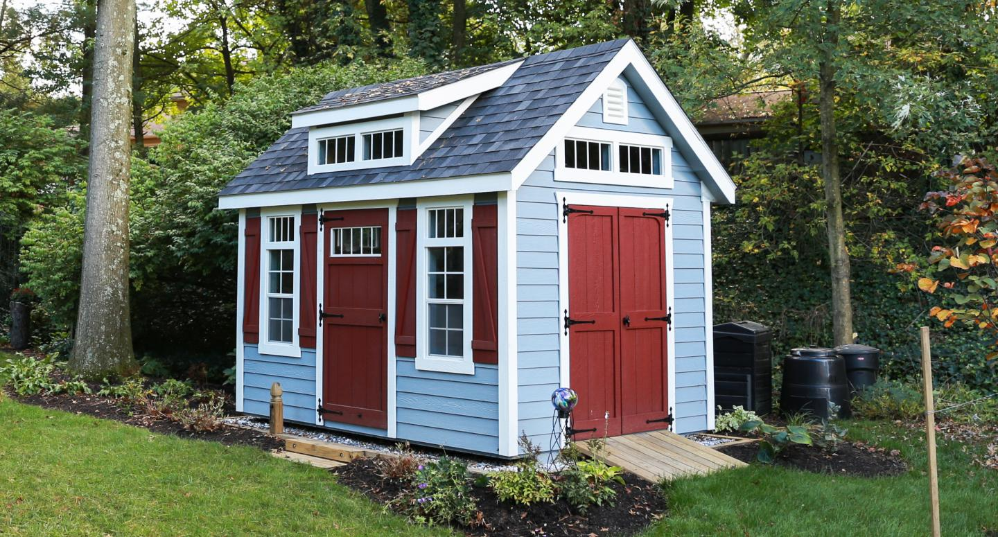 GARDEN SHEDS AND THEIR USES  Decorifusta