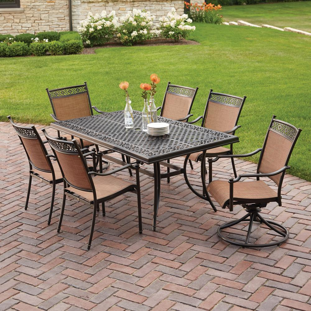 consider in getting patio table