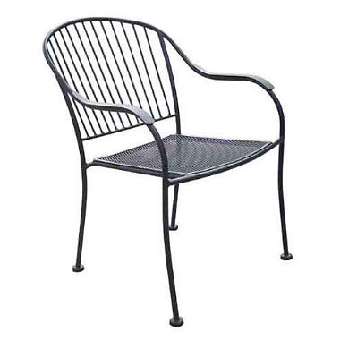 wrought iron chair office you can sleep in creating the perfect patio with chairs chelsea outdoor