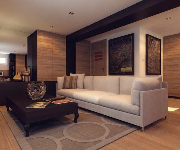 Interior Design with Wood