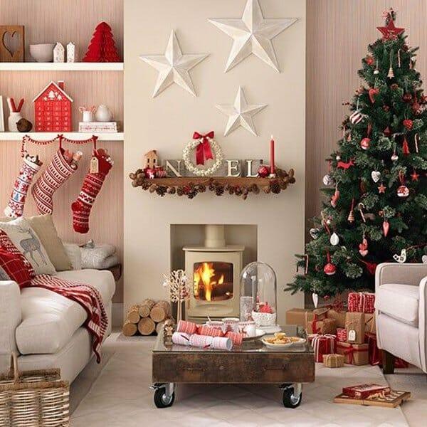 Xmas Decor Ideas Great Christmas Wreath Decorating Decoration