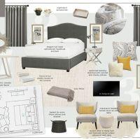 Desktop Interior Design Room Of Mobile Phones High Quality Mood Board