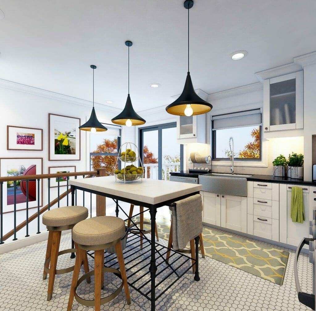 design a kitchen online best undermount sink before after interior designer decorilla 2