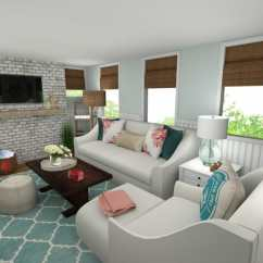 Beach Style Decorating Living Room Sectional Sofas For Small Rooms Online Interior Designer Decorilla