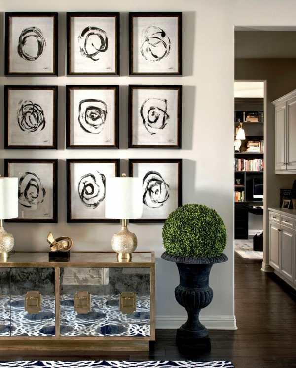 Create Perfect Wall Layout - Decorilla