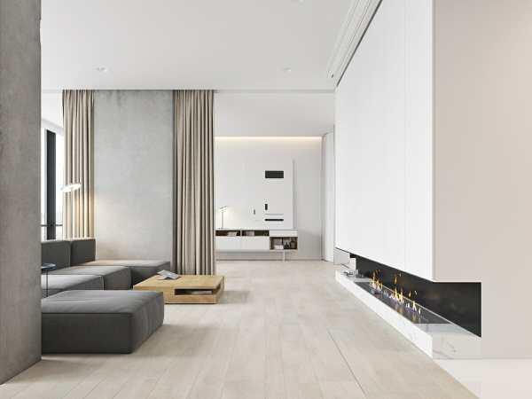 minimalist living room interior 7 Best Tips for Creating Stunning Minimalist Interior Design - Decorilla