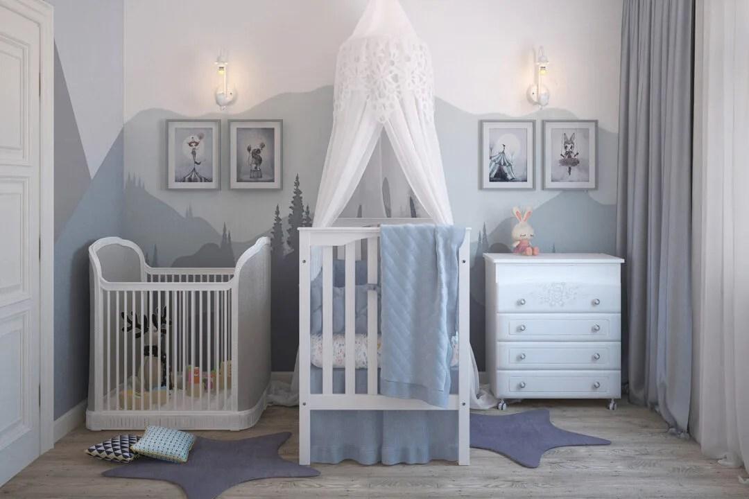 Color para la habitación de los niños
