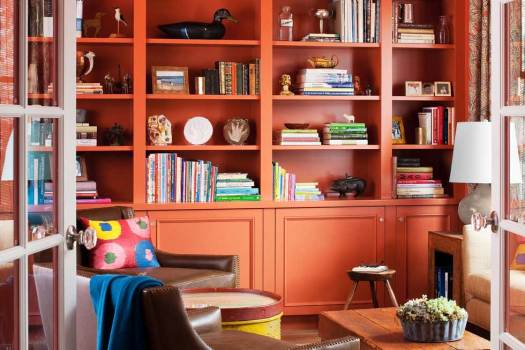 Painting Ideas For Home Library