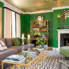 Green Paint Colours For Living Rooms Rugs Room Target 11 Colors You D Never Your Walls Until Now Decorist Ideas