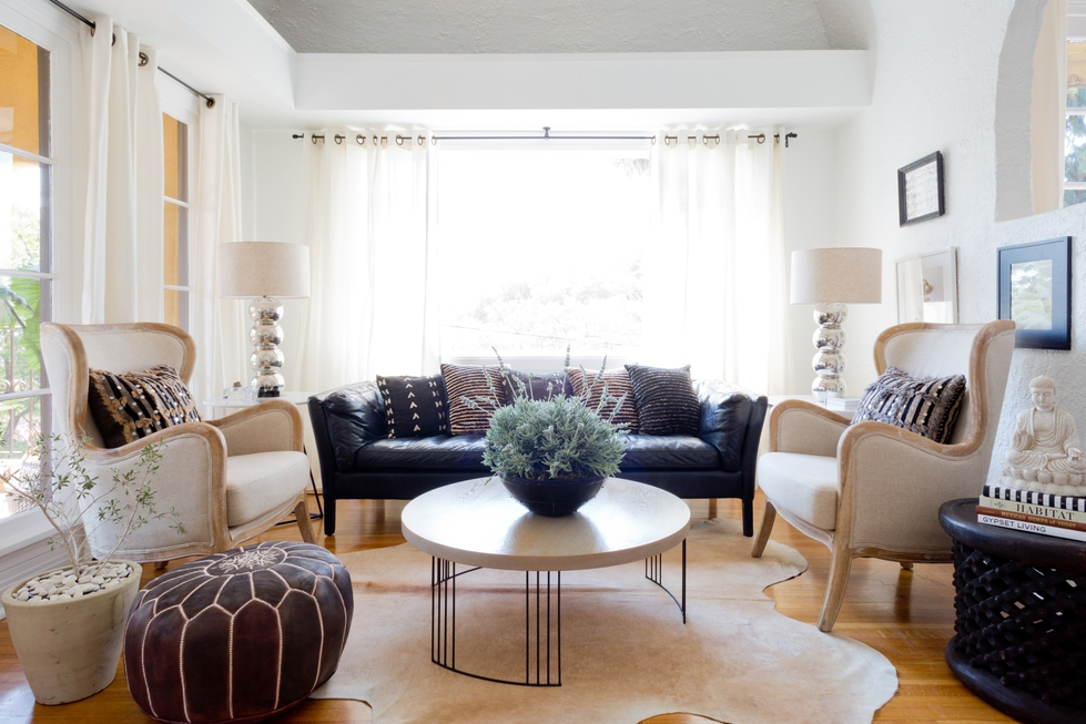 Modern Eclectic Design For A 1920's Spanish Style Bungalow Decorist