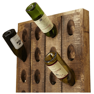 decorative french wine riddling