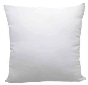 morgan home make your own pillow 20 inch square throw pillow insert