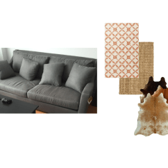 Crate And Barrel Verano Sofa Antique Chippendale Camelback What Color Of Rug Pattern Goes With The In Smoke Thanks Decorist