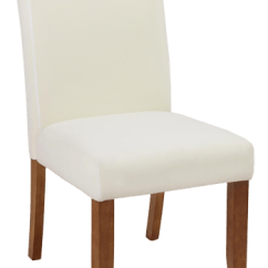 Anna Slipcover Chair Collection Bungee Desk Chairs Set Of 2 Decorist