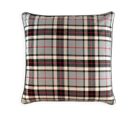 Tartan Pillow - Decorium Furniture