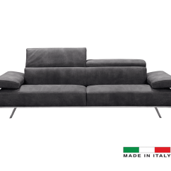 All Leather Sofa Bed Macy S Sectional Sale Castello Decorium Furniture